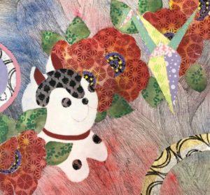 新井薫子松本伊代同級生の現在はイラストレーター!作品の値段は?