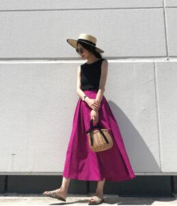 40代フレアスカートが痛いと思われる3つ原因【アパレル店員が解説】